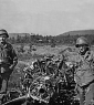 16th Grp  Whitt and Baker in Germany  1944