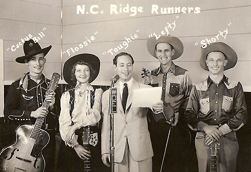 Herbert-Sanders-and-NCRidgerunners