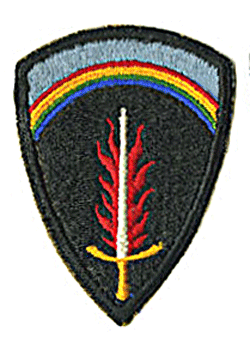 Victor Medina shaef patch