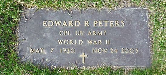 Edward R. Peters 5