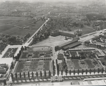 Dachau Aerial Photo   Troop