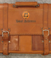 Leather TD Satchel